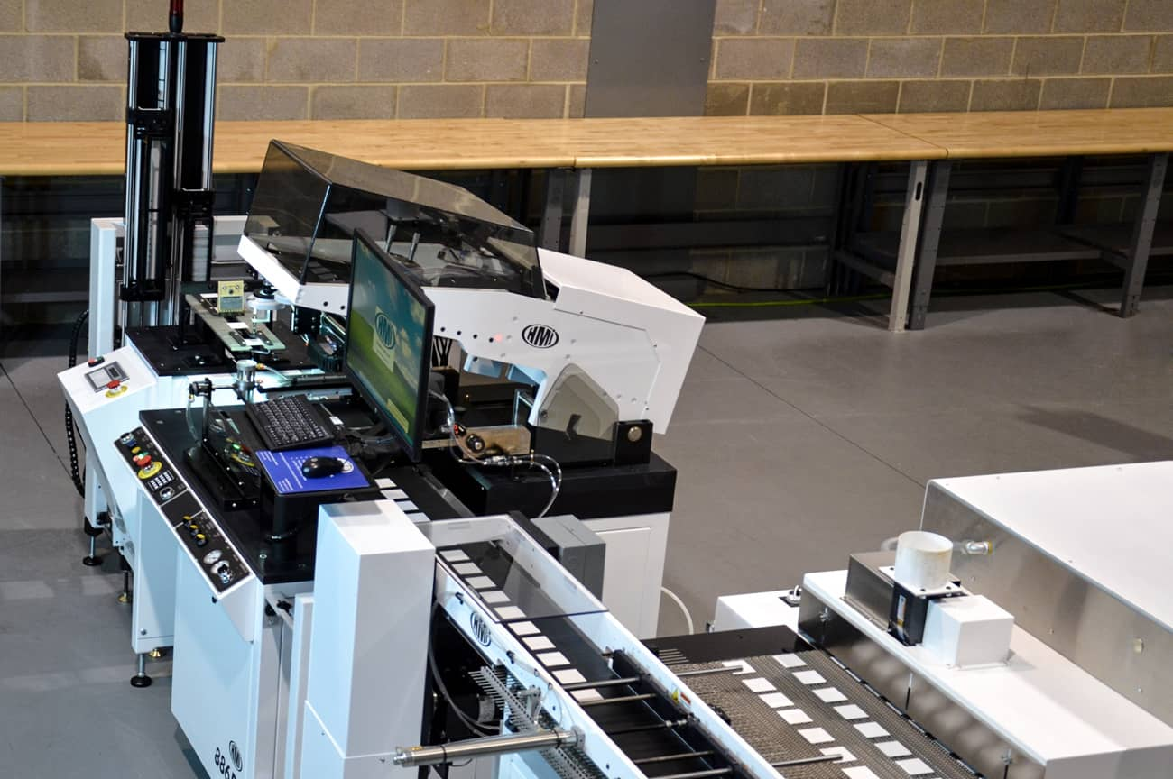 Fully Automated Screen Printing Systems