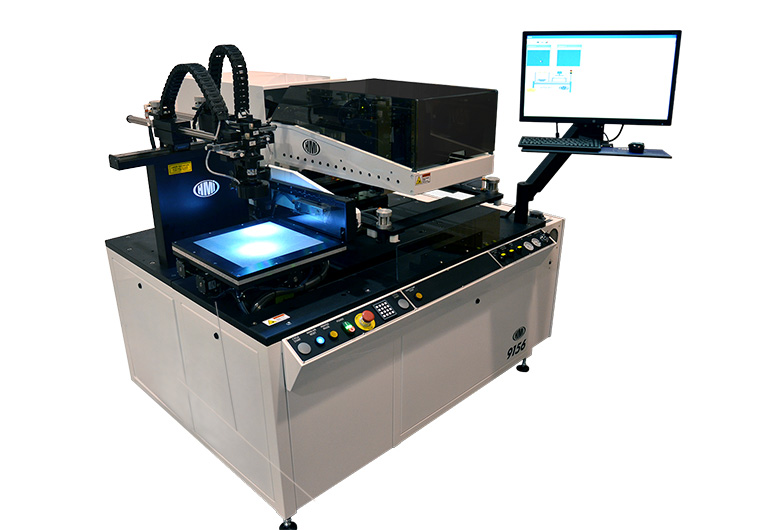 MSP-9156 Automatic Screen Printer