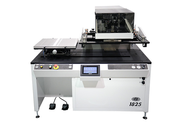 MSP-1825 Semi-Automatic Screen Printer
