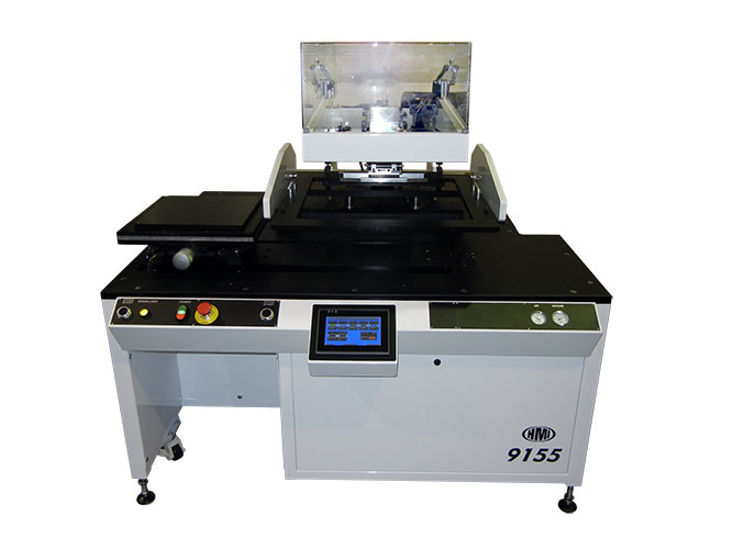 MSP-9155 Semi-Automatic Screen Printer