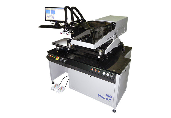 MSP-9155PC Semi-Automatic Computer Controlled Screen Printer